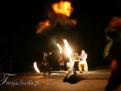 Open Fireshow crowdfunding