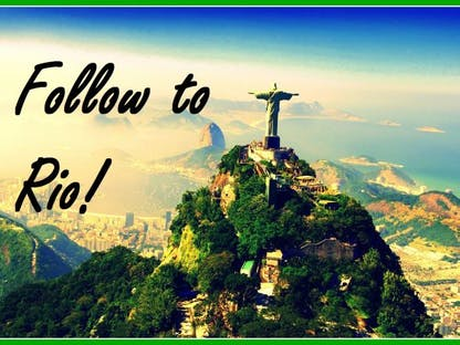 Follow to Rio! crowdsourcing
