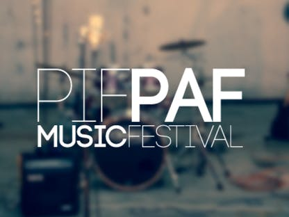 Pif Paf Music Festival crowdsourcing
