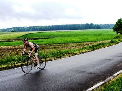 Ultra(Vege)Man Triathlon crowdfunding