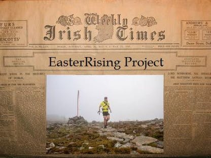 Easter Rising Project crowdfunding