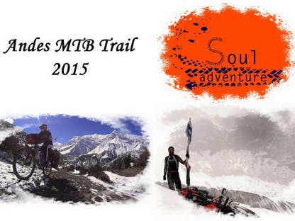 Andes MTB Trail 2015 crowdsourcing
