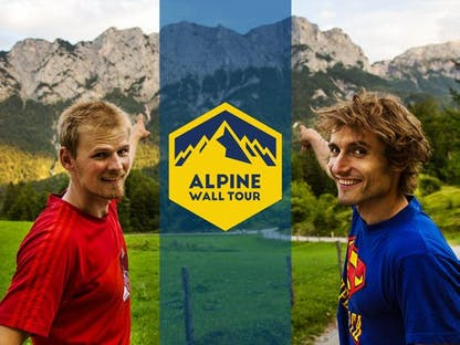 Alpine Wall Tour 2015 crowdfunding