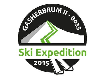 Gasherbrum II 8035 - Ski Expedition 2015 crowdsourcing