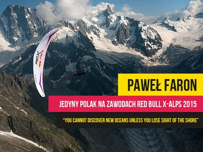 Zawody Red Bull X- ALPS 2015 crowdsourcing