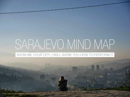 Sarajevo Mind Map - teatr, film, video, fotografia polskie indiegogo