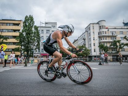 Sergiusz Sobczyk IRONMAN 70.3 WORLD CHAMPIONSHIP crowdsourcing