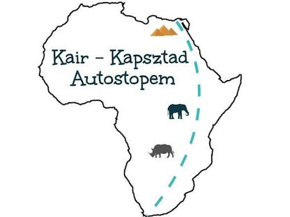 Autostopem z Kairu do Kapsztadu crowdsourcing