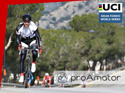 proAmator - UCI Gran Fondo World Final w Perth (AUS) crowdsourcing