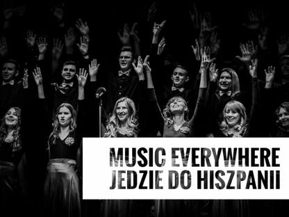 MUSIC EVERYWHERE polski kickstarter