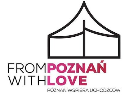 From Poznan With Love. Poznań wspiera uchodźców crowdfunding