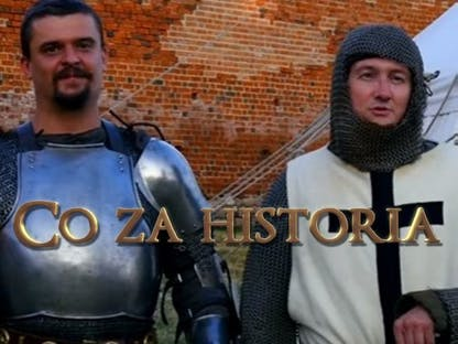 Co Za Historia crowdfunding