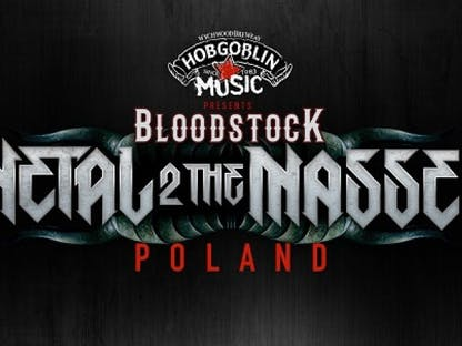 Metal 2 The Masses Poland (Bloodstock Band Battle) crowdfunding