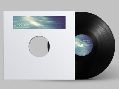 Drogtech - In Search of Unknown LP ciekawe projekty
