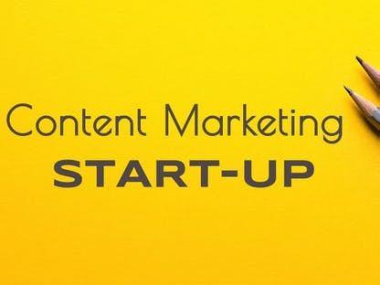 Content Marketing Start-Up crowdsourcing