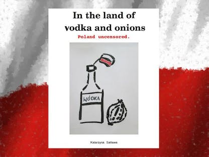 Wydanie książki 'In the land of vodka and onions.' crowdfunding