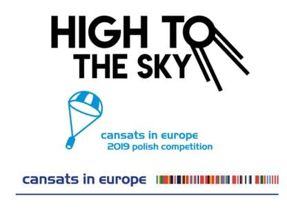 To Reach The Skies - CanSat 2019 polski kickstarter