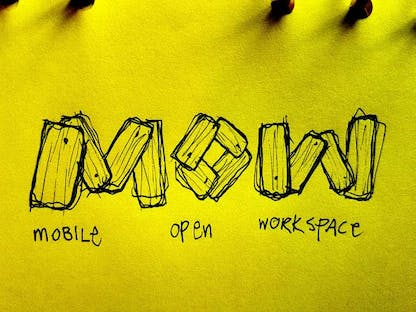 Moving-Open-Workspace crowdsourcing