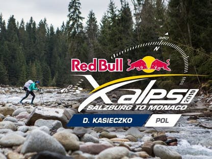 Red Bull X-Alps Team Polska crowdsourcing