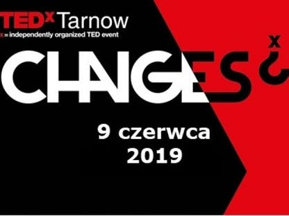 TEDxTarnow: Changes? crowdfunding