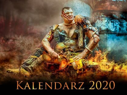 Amputation - Kalendarz 2020 crowdsourcing