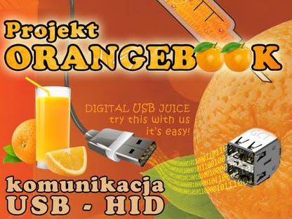 ORANGEBOOK USB HID crowdsourcing